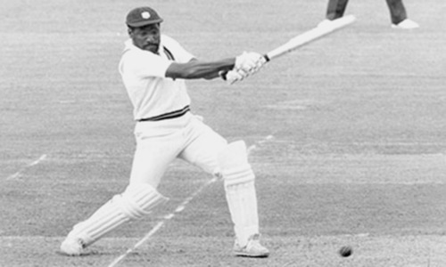 Sir Viv Richards remains the original Master Blaster