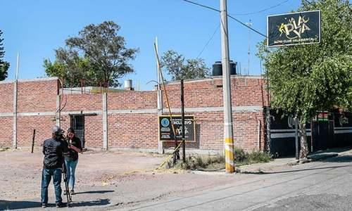 Mexico night club attack leaves 15 dead