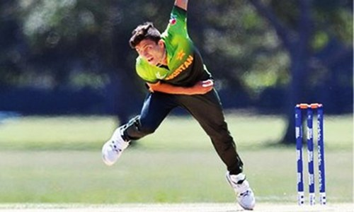 Cricket: New speedster out of the blocks