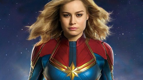 Captain Marvel makes historic movie debut with $153 million earnings