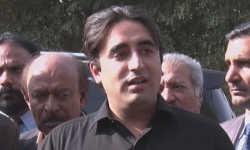 Bilawal meets Nawaz Sharif at Kot Lakhpat jail, regrets his incarceration
