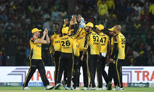 Zalmi at top of PSL points table after securing 61-run win against Kings