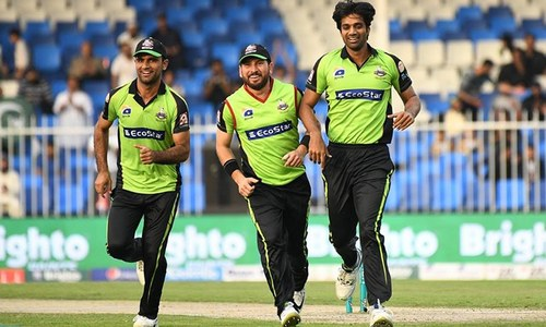 Death, taxes and Lahore Qalandars finishing last
