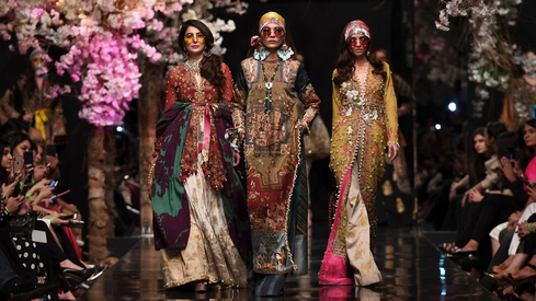 Sana Safinaz's solo show was an ode to the modern desi girl