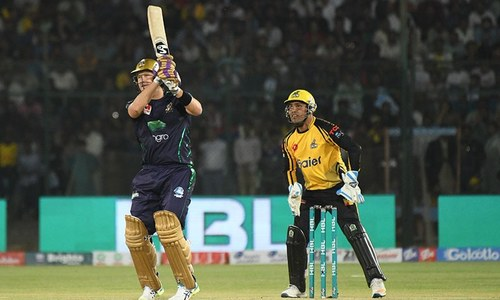 Gladiators seal berth in PSL 2019 final with 10-run victory over Zalmi