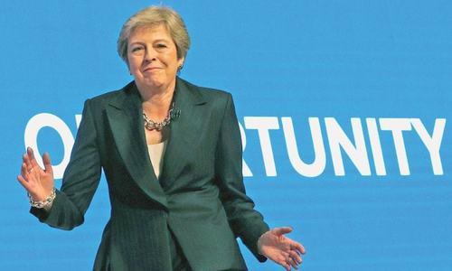 British lawmakers reject no-deal Brexit