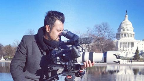 Pakistani filmmaker Shehzad Hameed bags award at Canada International Film Festival