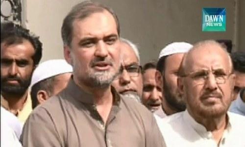 Jamaat asks PTI, PPP to work together to build Karachi