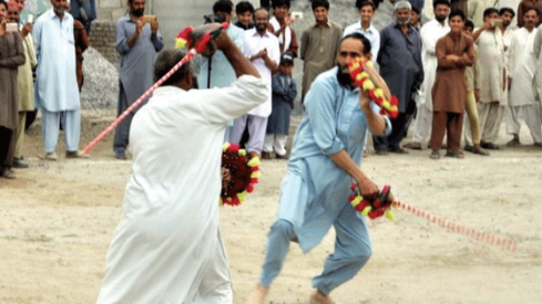 People of Hazara urge women to learn gatka, a traditional martial art, for self defence