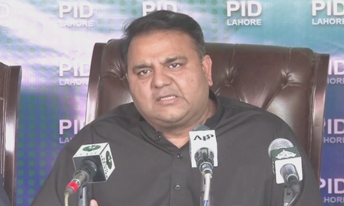 Nawaz does not want medical treatment in Pakistan, insists on going to London: Fawad Chaudhry