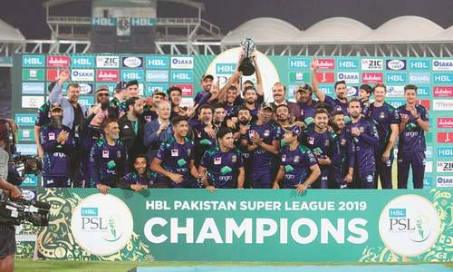 Clinical Gladiators rout Zalmi to end PSL title jinx