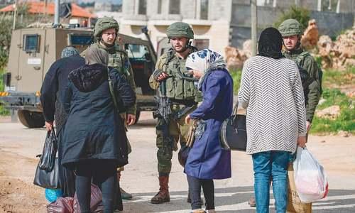 Palestinian kills Israeli soldier in West Bank