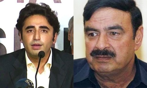 PPP may sue Rashid for 'hurling death threat' at Bilawal