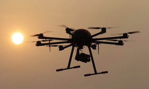 Drones to be used for aerial seeding on Margalla Hills
