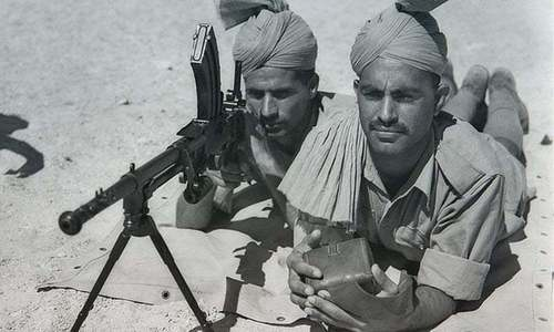 'This border that drinks blood and spits sparks': Voices of Urdu poets on war and peace