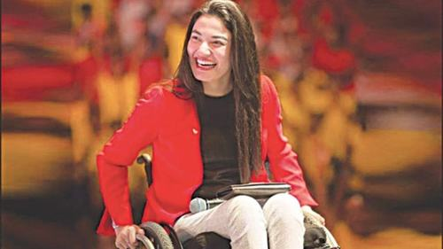 My ideal world would be more about me and less about my wheelchair: Muniba Mazari