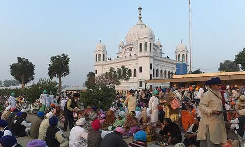 Pakistani, Indian officials agree to present survey reports to governments for Kartarpur corridor development