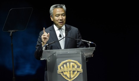 Warner Bros. chief Kevin Tsujihara steps down after sexual misconduct scandal