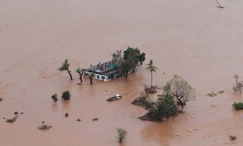 موزمبیق میں طوفان سے تباہی، ہزار سے زائد ہلاکتوں کا خدشہ