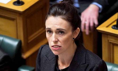 New Zealand PM vows to deny accused mosque gunman notoriety