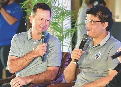 Ganguly downplays fatigue fears over hectic schedule