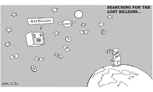 Cartoon: 20 March, 2019