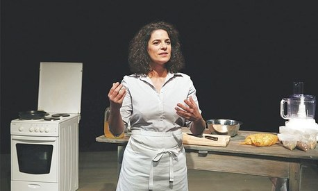 Review: This play set in Syria talks about love in the time of war