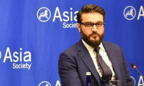 متنازع بیان پر افغان مشیر کے امریکا میں داخلے پر پابندی کا امکان