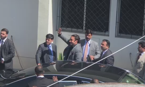 Zardari, Bilawal appear before NAB Islamabad, record statements in Park Lane corruption case