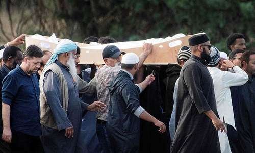 Funerals begin for New Zealand terror attack victims