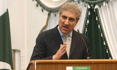 نیوزی لینڈ دہشتگردی: وزیرخارجہ کی بھارتی مذمت پر تنقید