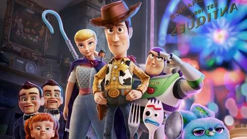 A fork comes to life in Toy Story 4 and we have questions