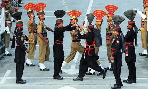 'Who's man enough?': How competing masculinities inform Pak-India escalation