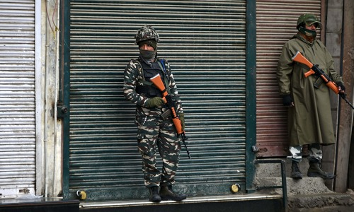Shutdown in Indian-occupied Kashmir over teacher's 'cold-blooded murder' in custody