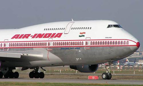 پاکستانی فضائی حدود استعمال نہ کرنے پر بھارتی ایئر لائن کو کروڑوں روپے کا نقصان