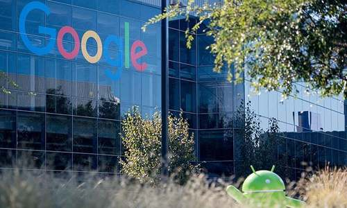 دیگر ویب سائٹس کے اشتہارات روکنے پر گوگل پر ایک ارب 68 لاکھ ڈالر جرمانہ