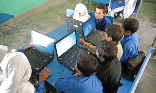 Future of over 2,700 girl students in Dir at stake