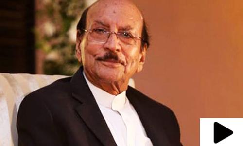 صحافی کے سوال پر قائم علی شاہ کا دلچسپ جواب
