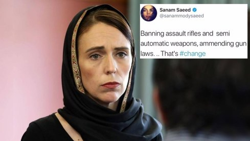 Pakistanis can't stop praising New Zealand's humane Prime Minister, Jacinda Ardern