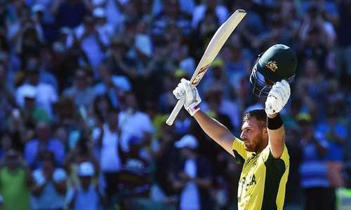 Finch hopes Australia carry momentum in Pakistan series