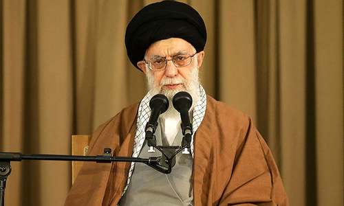 Iran supreme leader calls European trade mechanism 'bitter joke'