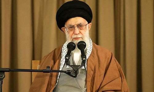 یورپ کا تجارتی طریقہ ہمارے ساتھ 'گھٹیا مذاق' ہے، ایرانی سپریم لیڈر