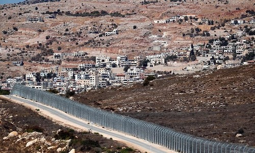 امریکا، گولان ہائیٹس پر اسرائیلی کنٹرول تسلیم کرتا ہے، ڈونلڈ ٹرمپ