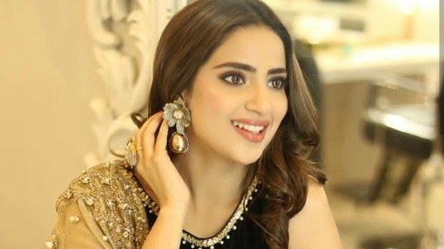 My character is a complete narcissist, reveals Saboor Ali about her latest project