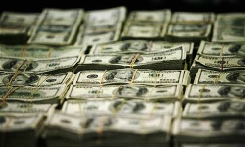 State Bank reserves jump $715m