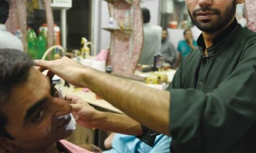 Barbers in BD town face fines for 'foreign' cuts