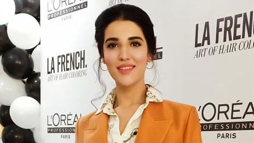 Hareem Farooq will represent Pakistan at L'Oréal's 110th anniversary gala in Paris