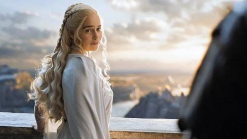 Emilia Clarke says she survived two life-threatening brain aneurysms while shooting Game of Thrones