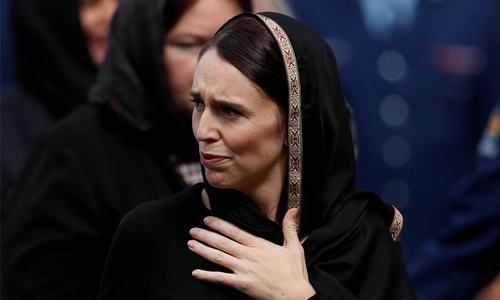 نیوزی لینڈ کی وزیر اعظم کو جان سے مارنے کی دھمکیاں