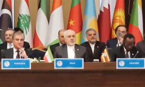 Qureshi attends OIC emergency meeting in Istanbul